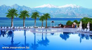 Туры в Турцию. Отдыхай с комфортом в лучших отелях на Анталийском побережье (6038-22)