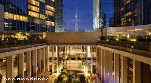 Туры в ОАЭ - отдыхайте с комфортом в лучших отелях города. Вылет из Алматы 2 апреля (