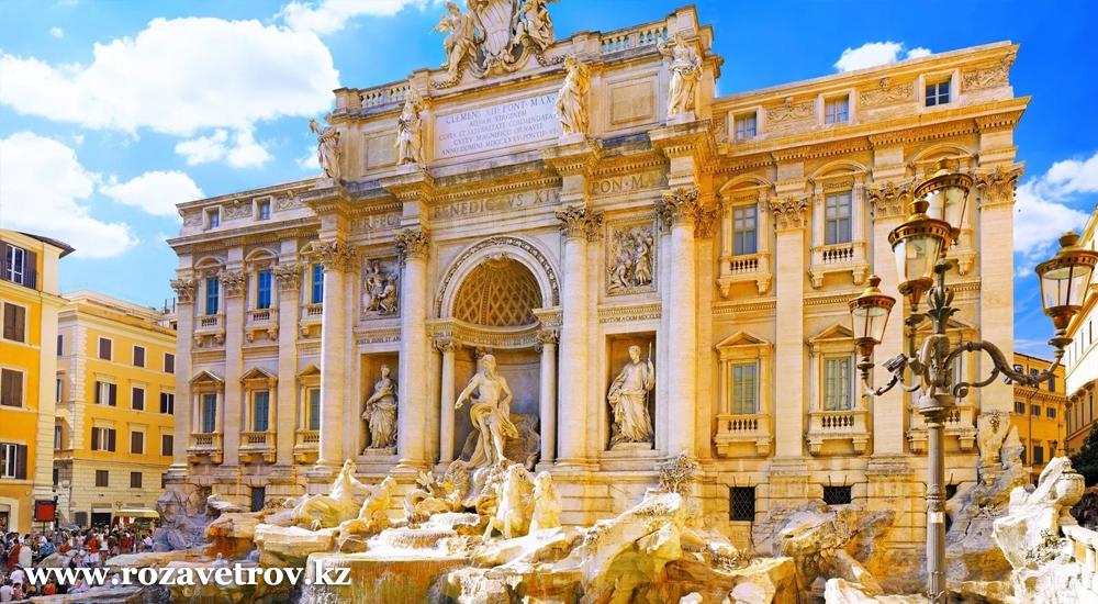 Италия — экскурсионные туры. Открой для себя удивительную Италию вместе с турфирмой «Роза Ветров» (6149-02)
