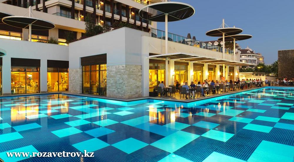 Туры в Турцию, сеть отелей SHERWOOD 5* — отдых с обслуживанием высокого уровня (6253-22)
