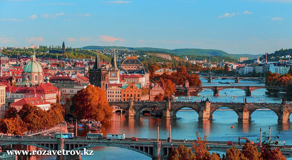 Туры в Чехию. Вылет из Алматы (6320-07)