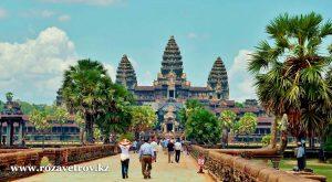 Идеи для отдыха. Туры в Камбоджу из Алматы - Сиануквиль + Бангкок (1 ночь) (6336-07)