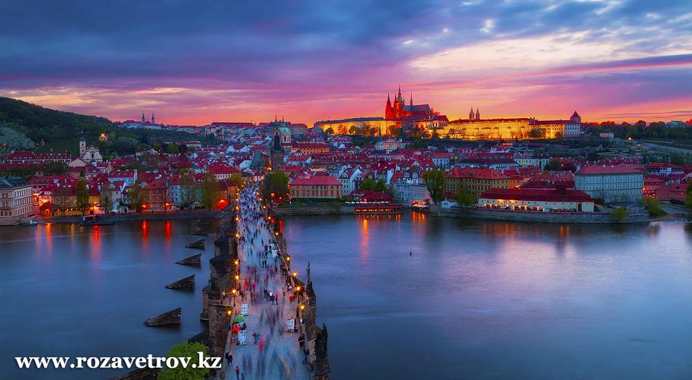 Путешествие в Чехию. Откройте для себя Европу! (6259-07)
