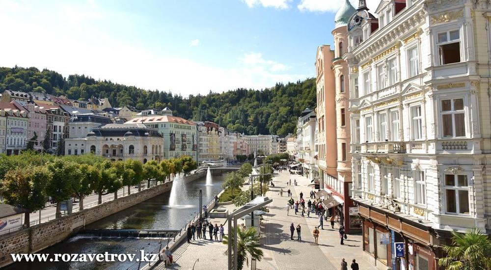 Летние экскурсии в Чехии. Открой себе Европу с 15 июня (6267-07)