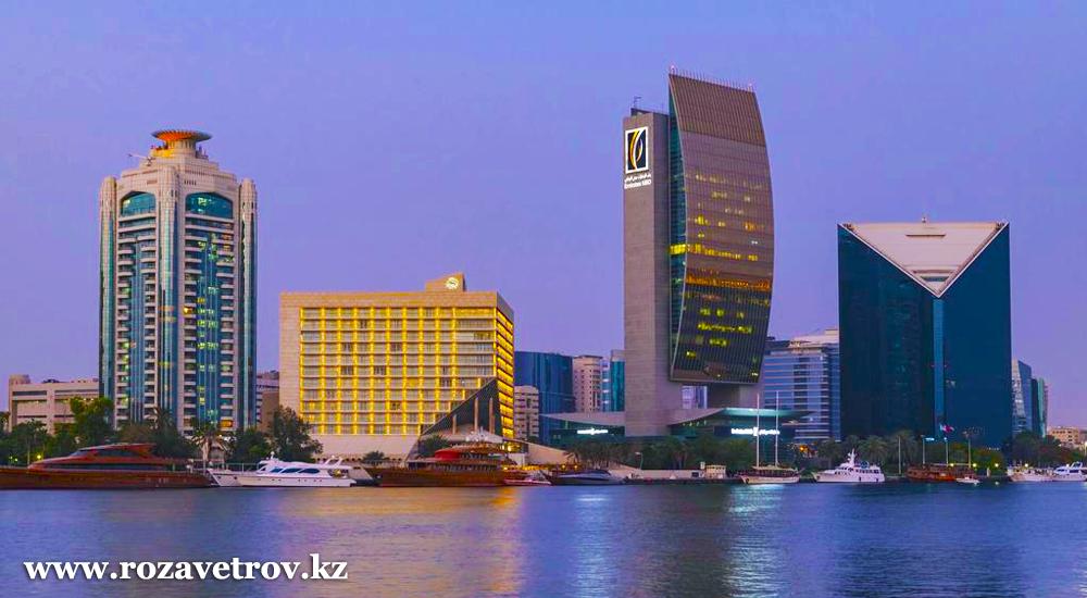 Туры в ОАЭ из Алматы. Отдыхаем незабываемо и выгодно! (6354-07)