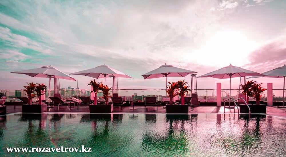 Туры в ОАЭ из Алматы. 2 недели в 5* отелях Дубая. Вылет 26 августа (6420-07)