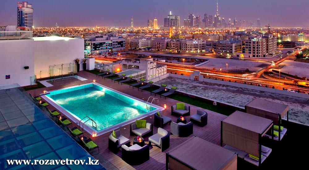 Туры в ОАЭ из Алматы. 8 дней в Дубае. Подборка 5* отелей (6421-07)