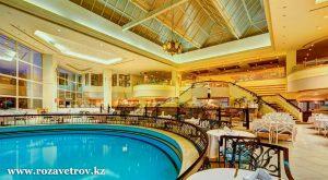 Туры в Египет из Алматы. Неделя отдыха в 5* отеле по системе «Все включено» (6436-07)