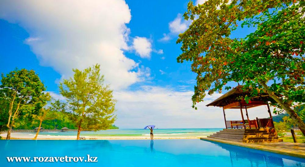 Туры в Малайзию, остров Борнео из Алматы. Райский отдых для всех! (6438-07)