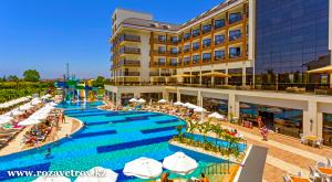 Туры в Турцию из Алматы. Отдых в 5* отелях. Проводим лето правильно! (6467-02)