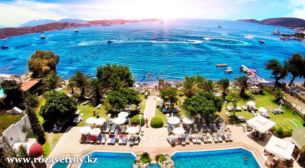 Туры в Турцию. Берем отпуск в октябре и отправляемся в Бодрум! Отдых в 5* отеле (6509-02)