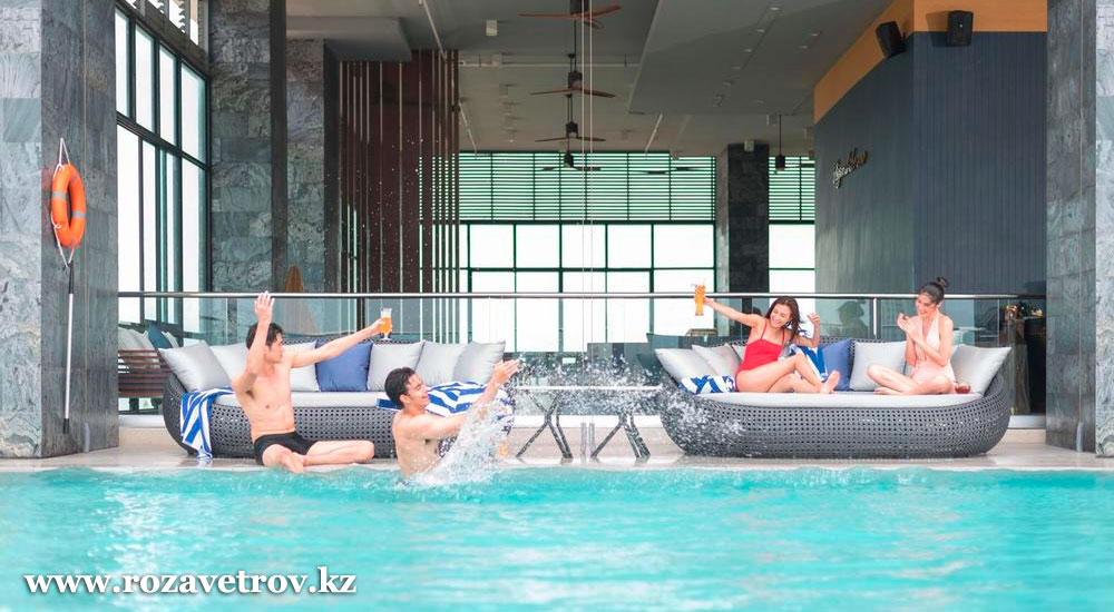 Туры в Таиланд, Паттайя. Незабываемый отдых, вылет из Алматы 31 августа! (6615-07)