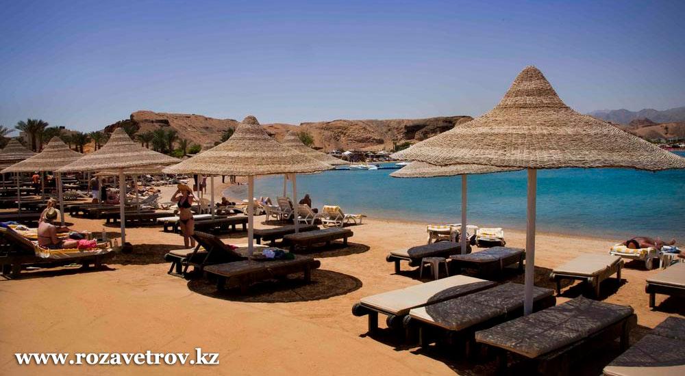 Горящие туры в Египет! 12 дней в 5* отеле на Красном море по системе «All inclusive» (6545-07)