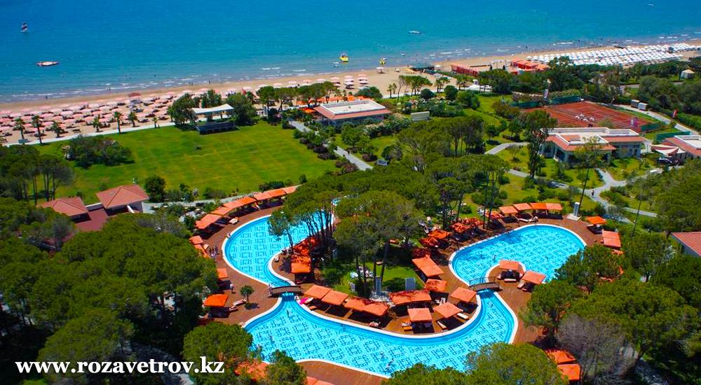 Туры в Турцию из Алматы. Планируйте свой отдых в 5* отелях по системе «Ультра все включено» заранее! (6569-07)