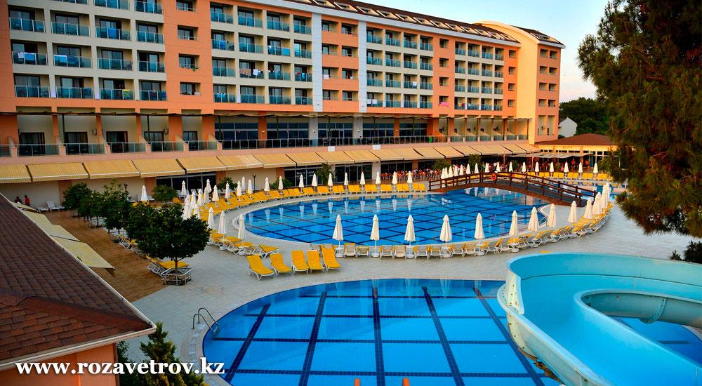 Туры в Турцию! Приятный отдых по системе «Все включено» (6650-02)