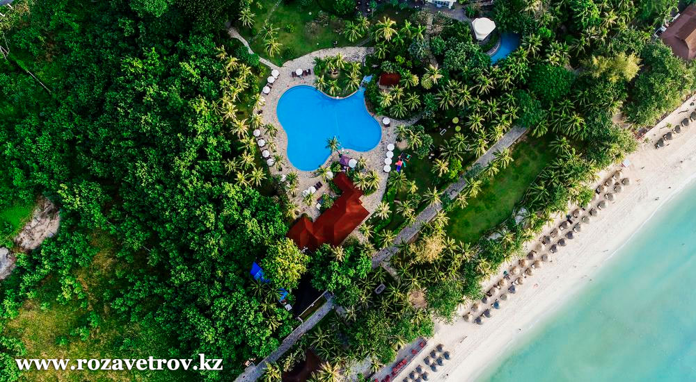 Туры на остров Хайнань из Алматы! Отправляемся отдыхать на «Восточных Гавайях»! Вылет 7 сентября (6705-28)