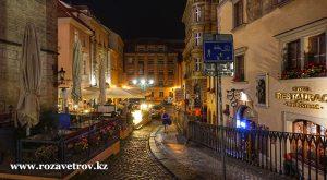 Туры в Чехию - Прага из Алматы по выгодным ценам (6814-07)