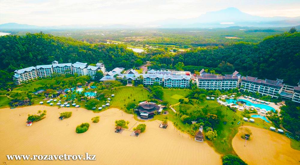 Новогодний тур в Малайзию, остров Борнео из Алматы. Устройте себе райский праздник! (6714-19)