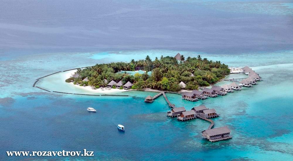 Новогодние туры на Мальдивы! Встречаем Новый Год на острове Мале! Райский отдых на побережье Индийского океана! (6851-01)