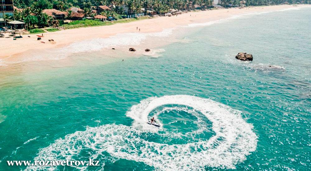 Новогодние туры на Шри-Ланку! Отмечаем Новый Год на море! Вылет из Алматы 25 декабря! (6816-07)