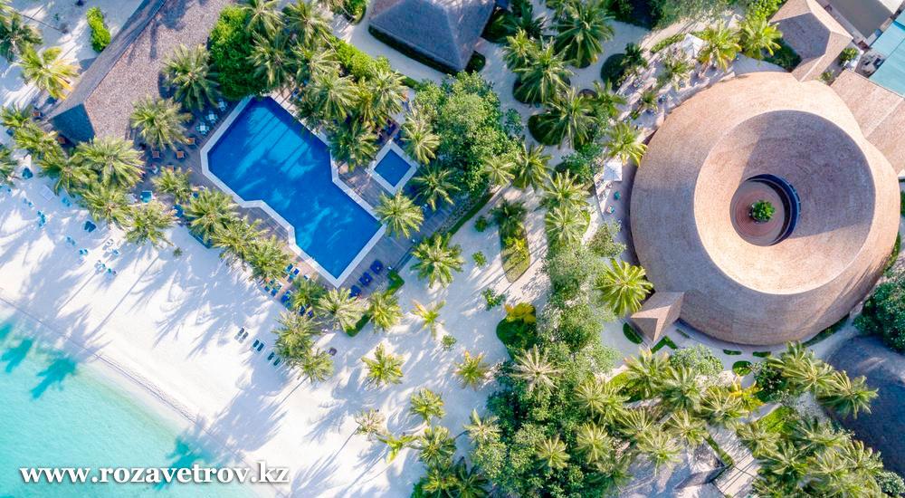 Провожаем Старый Новый Год на Мальдивах! Раннее бронирование! Райский отдых на побережье Индийского океана! (6858-07)