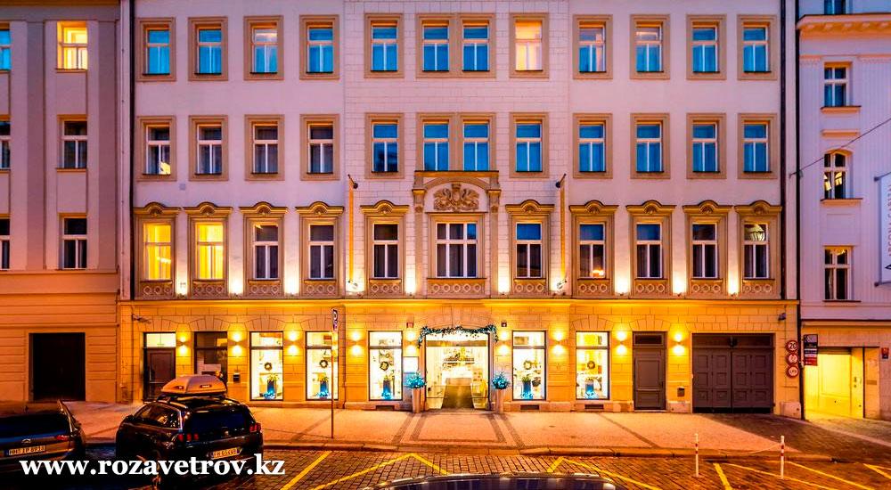 Туры в Чехию, выгодные цены в Прагу! Вылет из Алматы 2 декабря (6753-07)