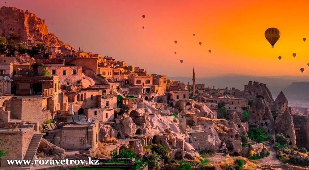 Экскурсионный тур в Каппадокию, Турция! (6791-07)