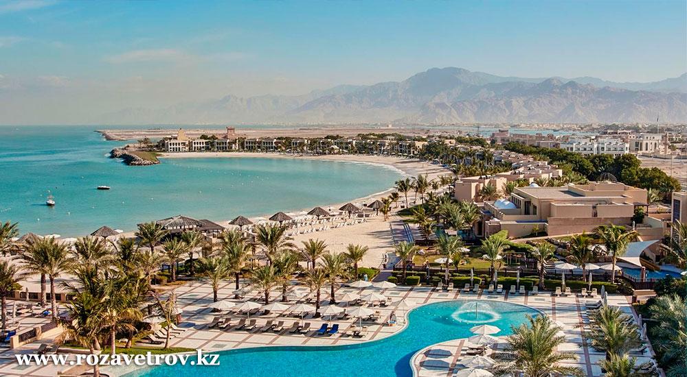 Туры в ОАЭ из Алматы! Отдых в Эмиратах по приятным ценам! Вылет 20 сентября! (6766-07)