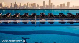 Туры в ОАЭ! Вылет из Алматы 1 октября! Незабываемый отдых в Эмиратах! (6815-19)
