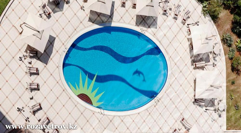 Туры в ОАЭ! Незабываемый отдых в Эмиратах  по доступным ценам! Вылет из Алматы 29 сентября! (6842-07)