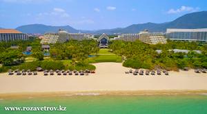 Горящие туры на остров Хайнань из Алматы! Подборка отелей 5* для любителей роскошн�