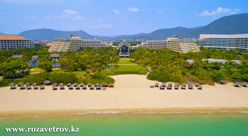 Горящие туры на остров Хайнань из Алматы! Подборка отелей 5* для любителей роскошного отдыха! (6848-07)