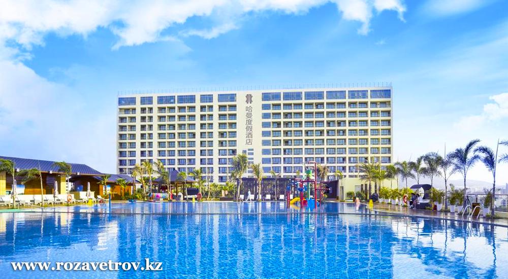 Новогодний тур на о. Хайнань из Алматы! Смените городскую суету на тропический отдых! (6874-07)