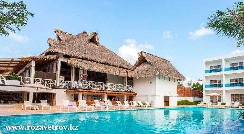 Новогодние туры в Доминикану! Праздник на берегу Карибского моря! Вылет 28 декабря (6912-07)