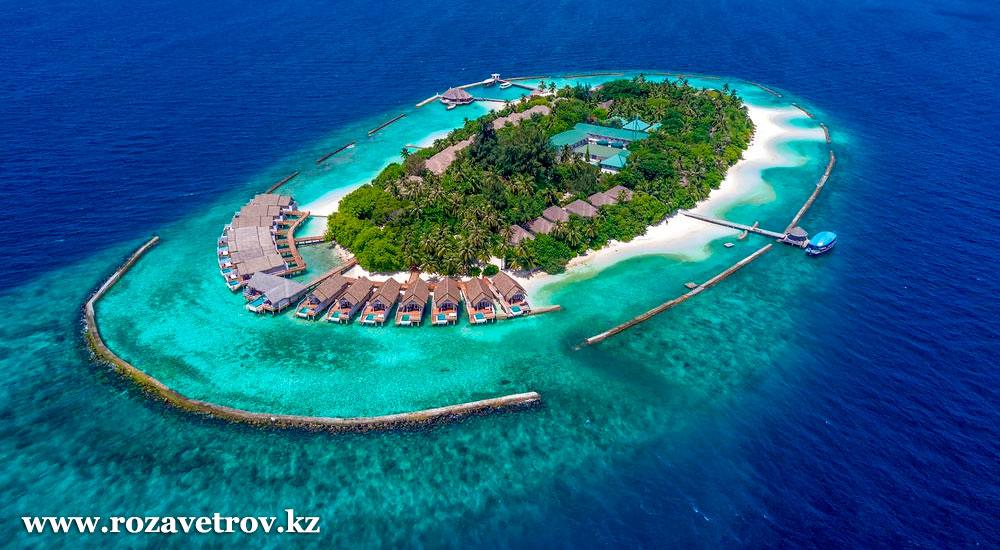 Встречаем Новый Год на Мальдивах! Раннее бронирование! Райский отдых на побережье Индийского океана! (6891-28)