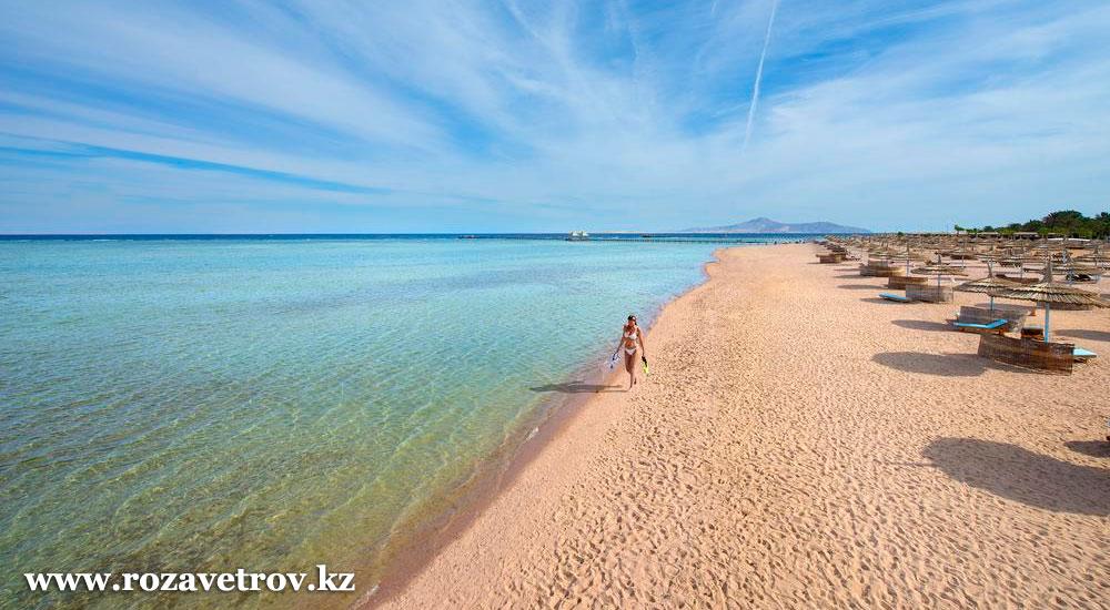 Туры в Египет из Алматы! Отправляемся на пляж с теплым солнцем осенью! Вылет 18 ноября! (6920-01)