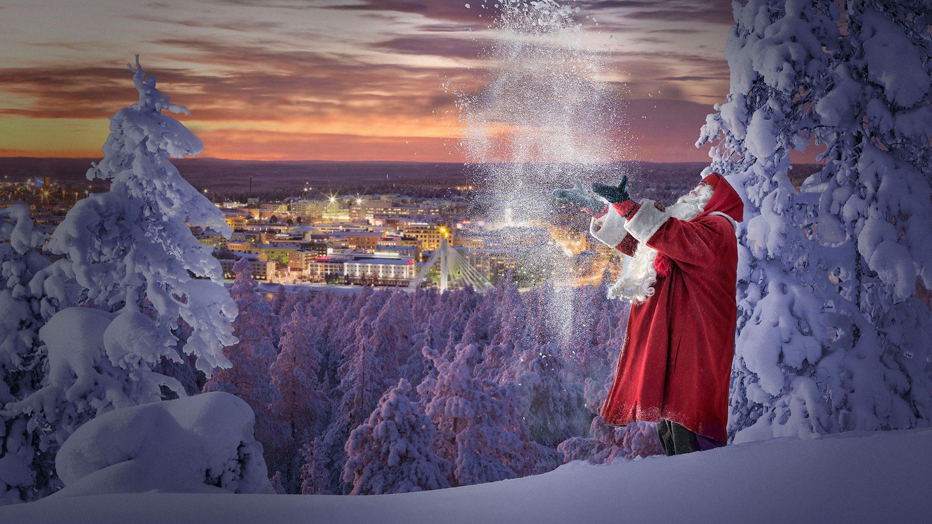Туры в в Лапландию (Финляндия) из Алматы. Отдых во Финляндии