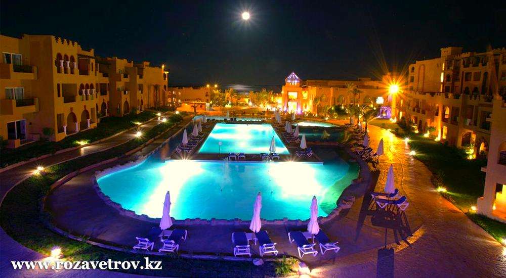 Новогодние туры в Египет, Шарм-эль-Шейх из Алматы. Незабываемый праздник в отелях 5* по системе «Все включено»! (6943-24)