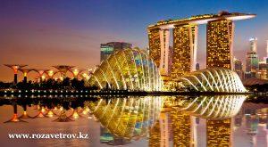 Тур в рассрочку - отдых в Сингапуре, перелет через Куала Лумпур (7090-07)