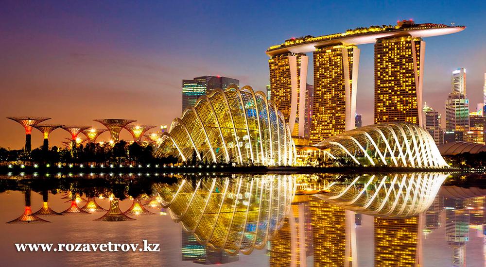 Туры в рассрочку - отдых в Сингапуре, город-государство на который однозначно стоит посмотреть (7181-07)
