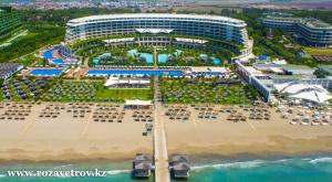 Новогодние туры в Турцию из Алматы. Великолепный праздник в отелях 5* с системой пи