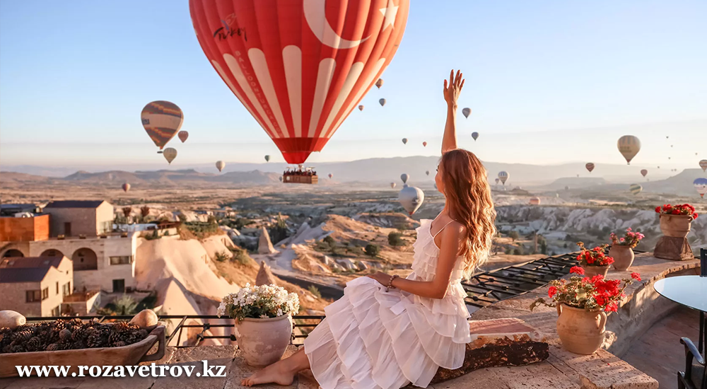 Экскурсионный тур в Турцию из Алматы. Прекрасный отдых по выгодной цене! (7050-07)