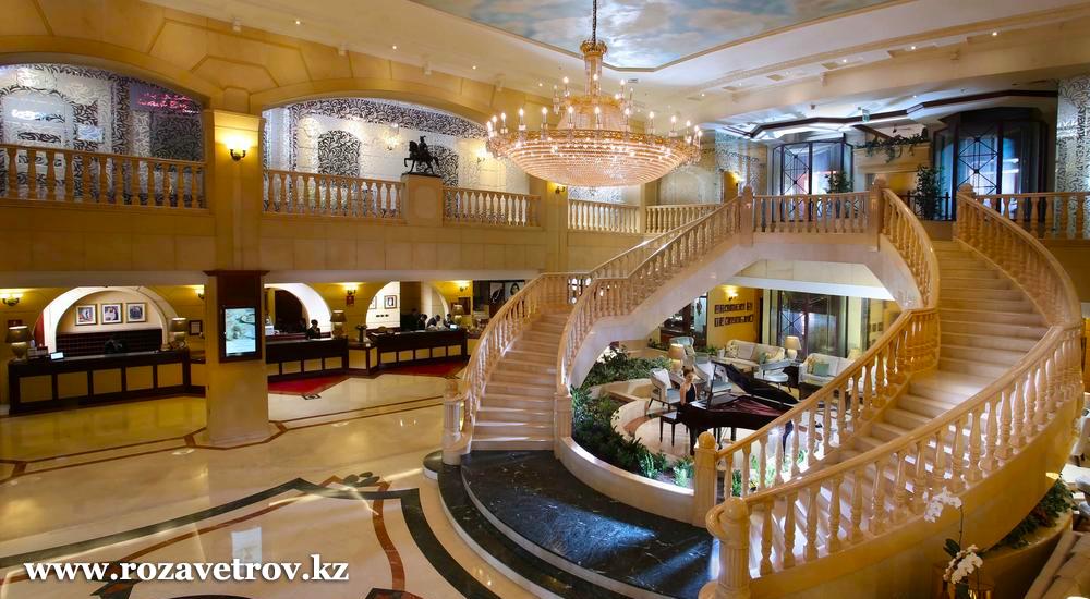 Туры в ОАЭ из Алматы. Приятный отдых перед новогодними праздниками! (7163-19)