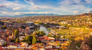Туры в Грузию, Тбилиси из Алматы. Провожаем весну прекрасным путешествием! (7377-19)