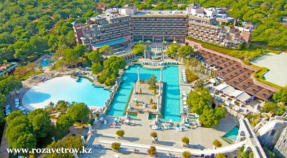 Туры в Турцию из Алматы. Встречаем лето шикарным отдыхом по системе «Ультра все включено» в отелях 5 звезд! (7359-24)