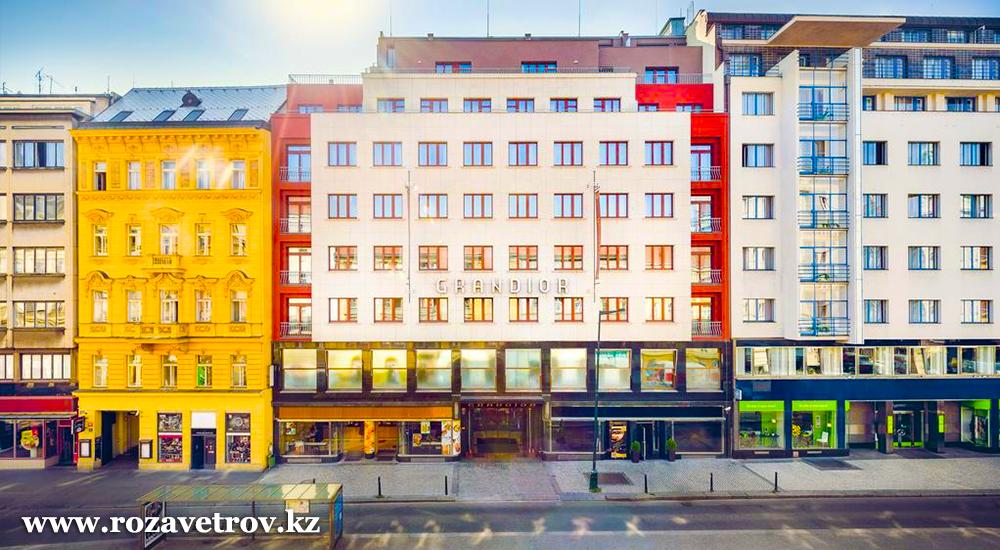 Туры в Чехию, Прага из Алматы. Летний отдых в Европе по очень приятной цене! (7512-07)