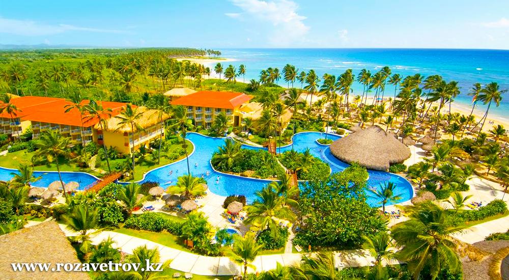 Туры в Доминикану. Жаркий отдых в Карибском бассейне! (7431-18)