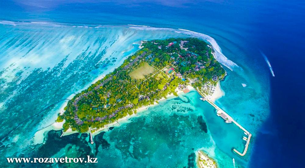 Туры на Мальдивы из Алматы. Райский отдых с прямым перелетом! (7464-01)