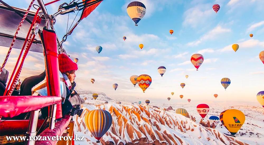 Экскурсионный тур в Турцию, Каппадокия из Алматы. (7412-07)