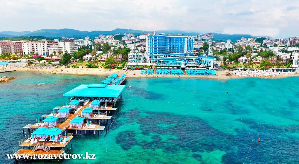 Туры в Турцию из Алматы. Раннее бронирование 2020 - летний отдых по самым выгодным ценам! (7440-24)